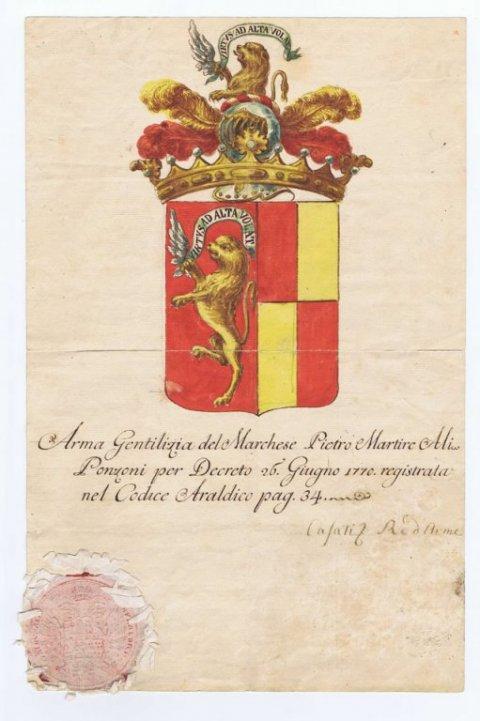 stemma ala ponzone