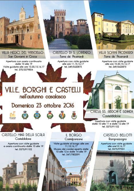 castelli autunno 2016